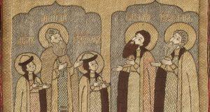 В Феодосии презентуют Строгановское лицевое шитьё