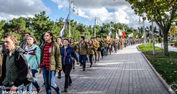 Студотряды Севастополя закрыли Третий трудовой семестр
