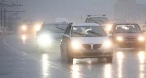 ГИБДД Симферополя призывает водителей учитывать переменчивую осеннюю погоду