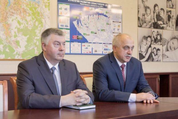У Погрануправления ФСБ России в Крыму и в Севастополе - новый руководитель. Пост занял Сергей Станкевич