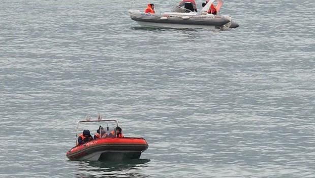 В Азовском море найдены обломки потерпевшего крушение самолета Л-39 Минобороны РФ