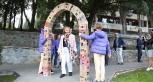 Юные архитекторы в «Артеке» возрождают традиции и создают новые легенды