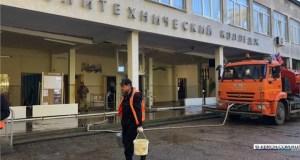 На ремонт Керченского политехнического колледжа, наконец, выделили деньги