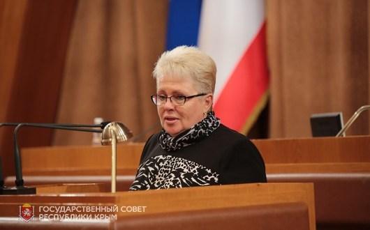 Вице-спикер Госсовета Крыма Наталья Маленко возглавит администрацию Симферополя