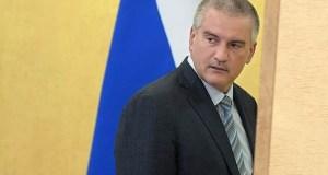 Аксёнов уволил начальника Службы капитального строительства Крыма
