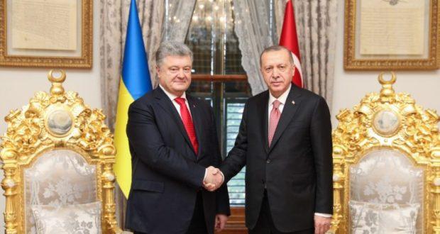 Турция не признает российский Крым