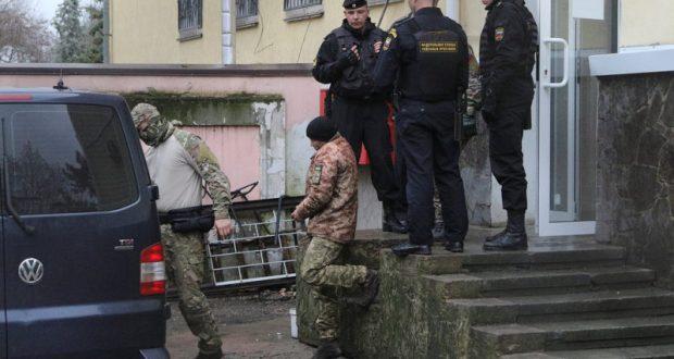 Украинских моряков – нарушителей границы могут посадить на 6 лет. Адвокаты подают апелляции