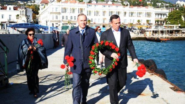 77-й годовщине гибели теплохода «Армения» посвящается…