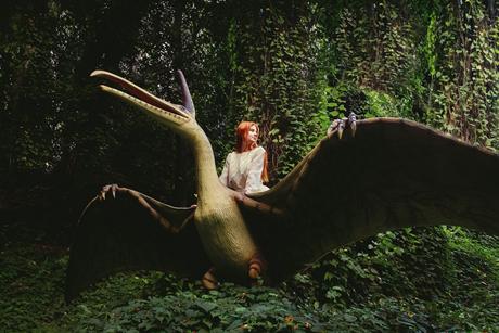10 ноября в Парке Динозавров Никитского ботсада - уникальная фотосессия