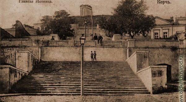Проект восстановления Митридатских лестниц в Керчи одобрен Главгосэкспертизой