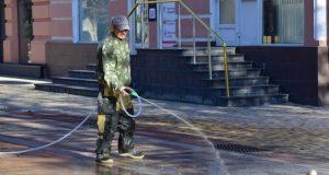 В Симферополе реконструкция центральной улицы Пушкина выполнена на 99%