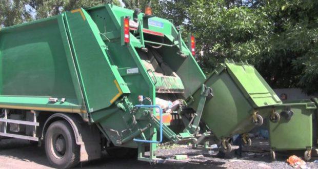 Вопрос уборки мусора в Симферополе – на особом контроле