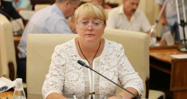 Министр финансов Крыма покинула пост по собственному желанию. Идет на повышение