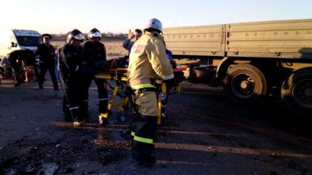 Стали известны подробности двух резонансных пятничных ДТП на дорогах Крыма