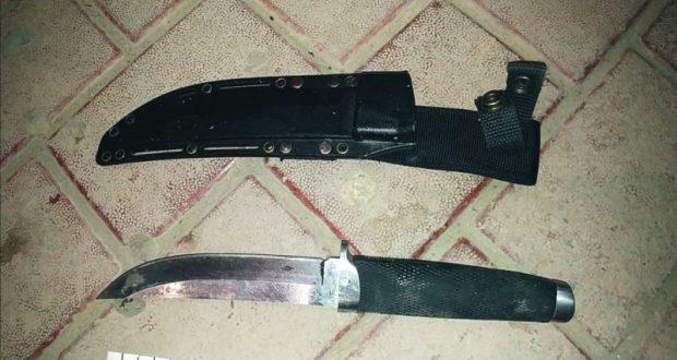 В Севастополе житель Самары напал на собутыльника. Пырнул ножом