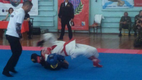 «Доброволец» и «Боевое братство» помогают юным севастопольским спортсменам