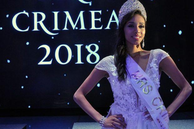В Симферополе выбрали «Миссис Крым». Это 28-летняя Фатима Эль-Шериф