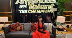 Крымчанка Ксения Симонова отправляется в США, на мировой телеконкурс талантов