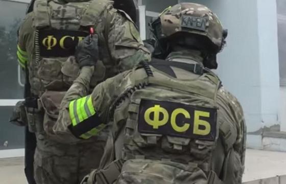 Спецоперация ФСБ в Джанкое