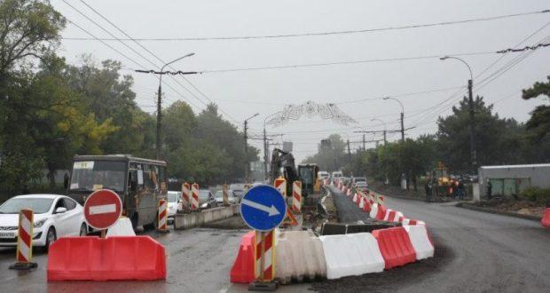 Поправка. Движение по улице Севастопольской в Симферополе будут открывать… поэтапно
