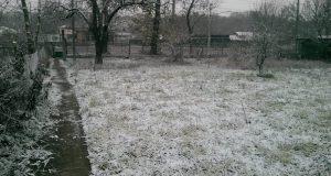 Началось... В Крыму выпал первый снег