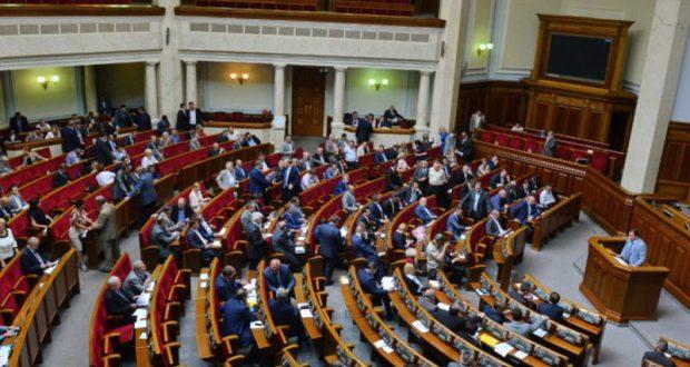 военного положения на Украине
