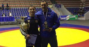Борец из Бахчисарая Ридван Османов – победитель юниорского турнира в Краснодаре