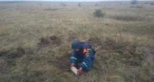 В Крыму за прошедшие сутки обезвредили шесть взрывоопасных предметов