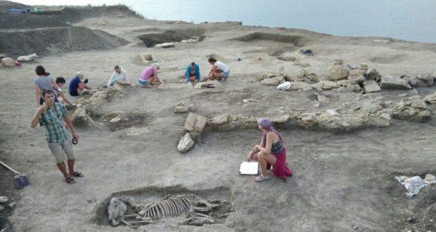 В Крыму - археологический бум. И санкции, введённый Украиной, не помеха