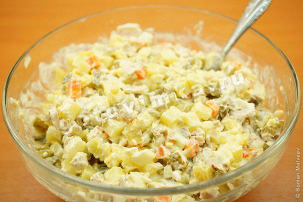 Индекс оливье и дело вкуса. Почем новогодний салат в КрымуИндекс оливье и дело вкуса. Почем новогодний салат в Крыму