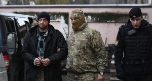Арестованные офицеры ВМС Украины отказываются давать показания
