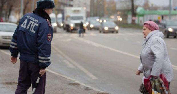 ГИБДД подводит итоги профилактического мероприятия «Пешеход! Пешеходный переход!» в Симферополе
