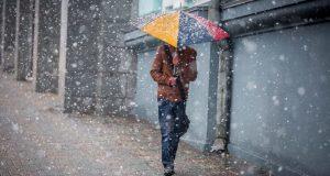 Ничего хорошего... Погода в Крыму: снег, сильный ливень и холодно
