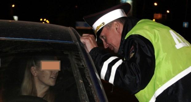В Крыму сотрудники ГИБДД подвели итоги рейда «Нетрезвый водитель»