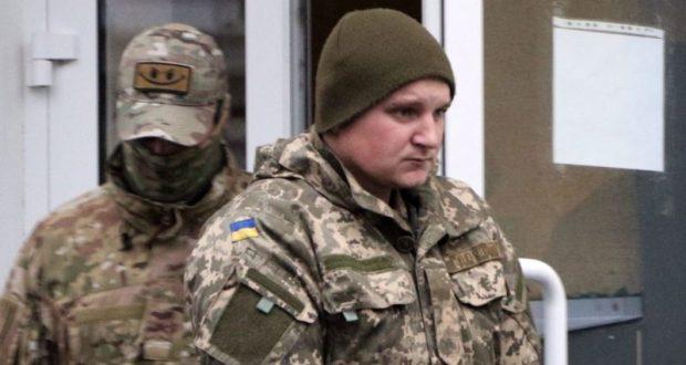 ФСБ начинает следственные действия с задержанными украинскими военными