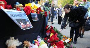 В Керчи хотят сделать 17 октября официальным Днем памяти жертв трагедии в политехническом колледже