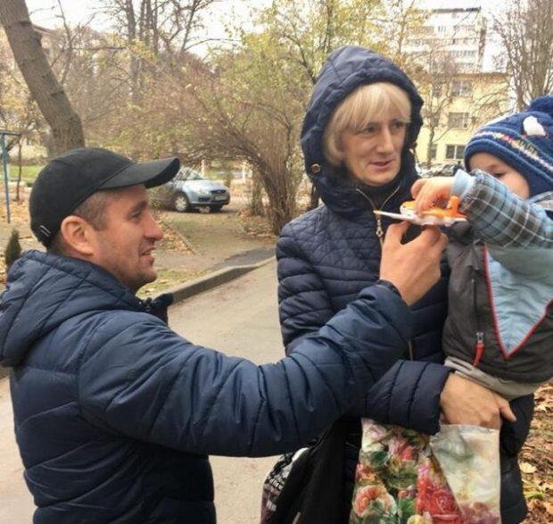 """Фото: пресс-служба ОД """"Доброволец"""""""