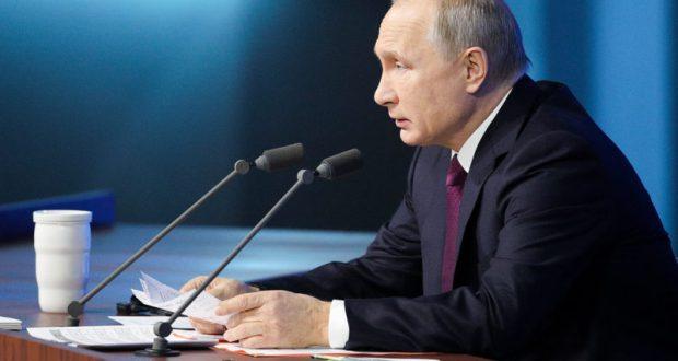 Путин об украинской провокации в Керченском проливе: она была рассчитана на обострение ситуации