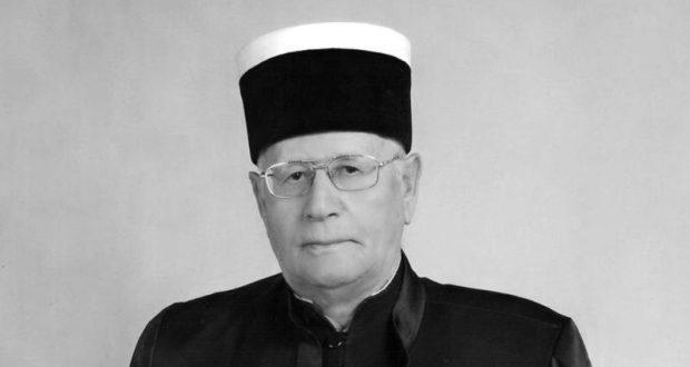 Ушел из жизни почётный председатель Духовного управления караимов Крыма Давид Моисеевич Эль
