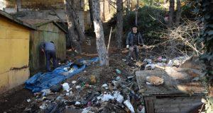 В Ялте продолжают борьбу с несанкционированными свалкам