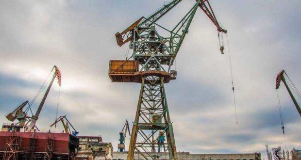 ЧП в Керчи. На судостроительном заводе «Залив» погиб рабочий