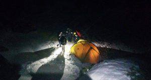 Ночная операция «КРЫМ-СПАС» на Ангарском перевале