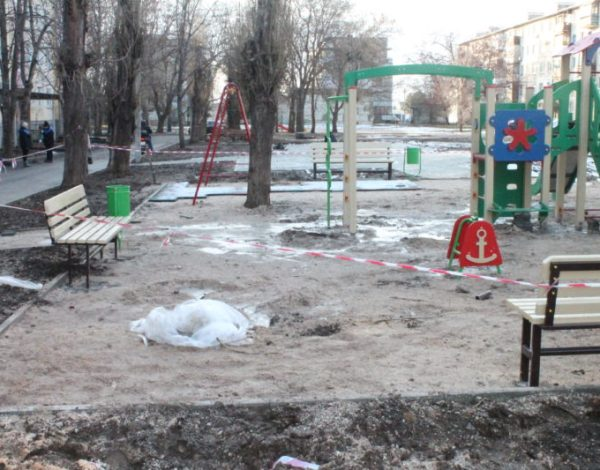 Эксперты ОНФ: в Армянске и Красноперекопске задерживают благоустройство дворов