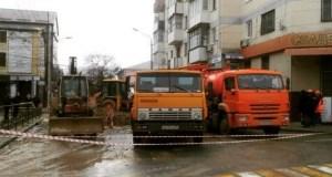 Водоснабжение Симферополя постепенно восстанавливается