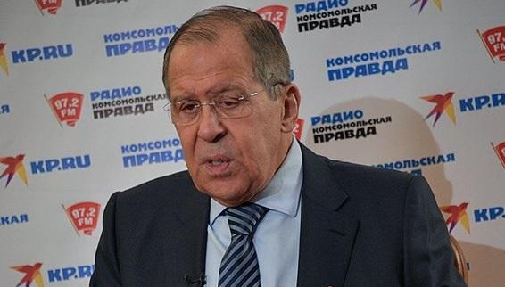 Лавров: Порошенко готовит вооруженную провокацию на границе с Крымом