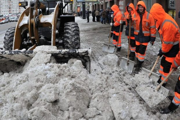Коммунальщики Симферополя готовы к ухудшению погодных условий в праздничные дни