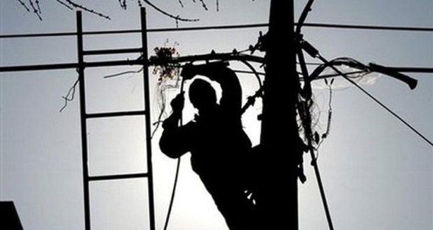 Строители «случайно» обесточили 18 населенных пунктов в Симферопольском районе