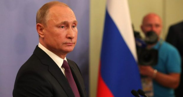 Путин и Трамп все же пообщались на тему инцидента в Черном море. Каждый остался при своем