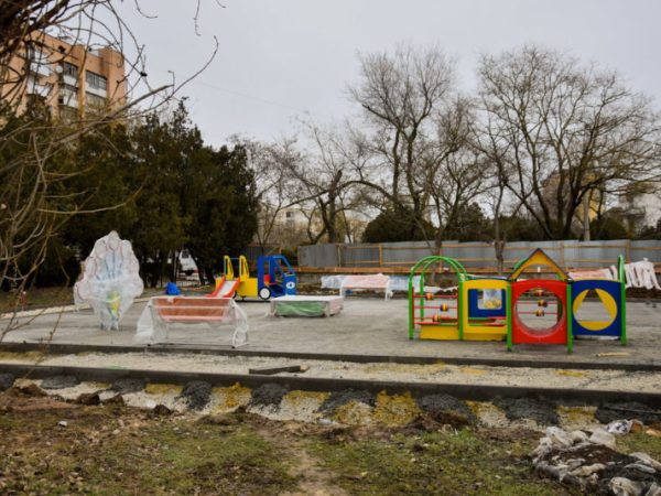 """В Евпатории ремонтируют здание Станции юных техников. Здесь поселится """"Кванториум"""""""