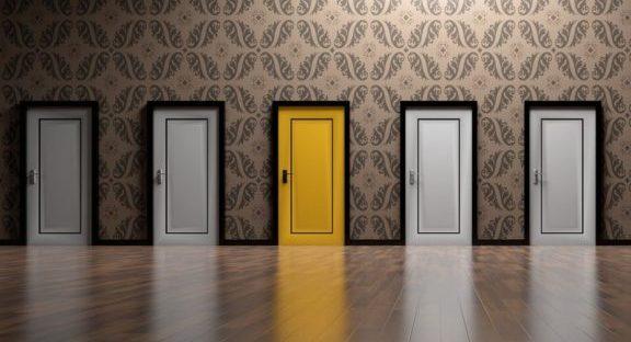 Межкомнатные двери под ключ: как выбрать и где купить?